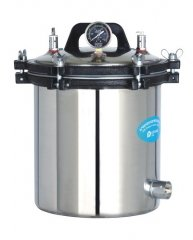 Coal and Electric heating Portable Pressure Steam Sterilizer