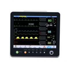 15 inch 6 Multi Parameters Patient Monitor
