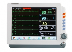 12.1 inch 6 Parameters Touch Screen Patient Monitor