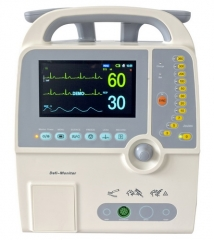 Monophasic Defi-monitor Defibrillator