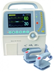 Biphasic Defi-monitor Defibrillator Monitor