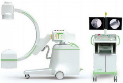 6KW 120mA High frequency Mobile X-ray C-arm System