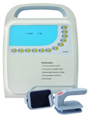 Manual Monophasic Defi-monitor Defibrillator