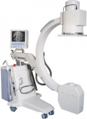3.5KW 63mA High frequency Mobile X-ray C-arm System