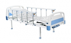 Two Manual Crank Patient Care Bed