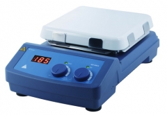 LED Digital Magnetic Hotplate Stirrer