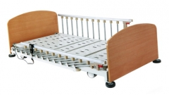 Super Low Three Function Home Care Bed