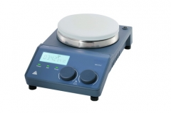 LCD Digital Magnetic Hotplate Stirrer with Timer