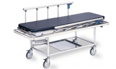 Luxury Stainless Steel Flat Patient Stretcher