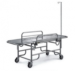 Stainless Steel Flat Patient Stretcher
