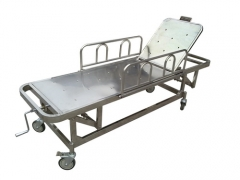 Stainless Steel Emergency Stretcher