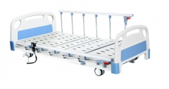 Super Low Three Function Electric Care Bed