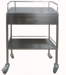Stainless Steel Therapy Trolley