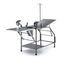 Stainless Steel Gynecology Manual Table