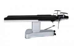 Electric hydraulic ophthalmic operation table
