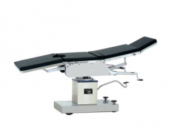 Multifunctional operation table (manual&head control)