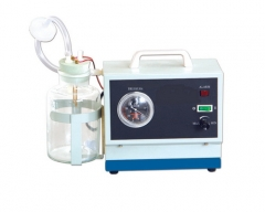 Negative pressure suction unit
