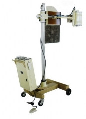 30mA Mobile X-ray machine Fluoroscopy and Radiography