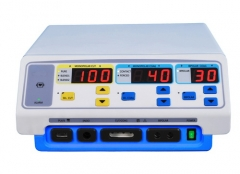LED High Frequency monopolar and bipolar Electrosurgical Unit ESU Diathermy Machine