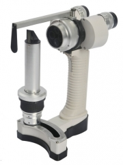 Ophthalmic microscope slit lamp