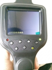 Handheld digital otoscope