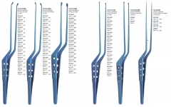 tumour grasping forceps