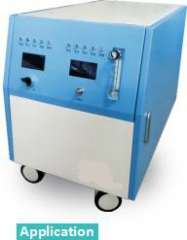 METAL SHELL OXYGEN CONCENTRATOR