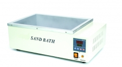 THERMOSTATIC SAND-BATH