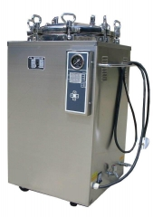 35L Digital Display Automated Electric Heated Vertical Pressure Steam Sterilizer Autoclave