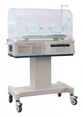 Computer control Infant Incubator with infant bed adjusting