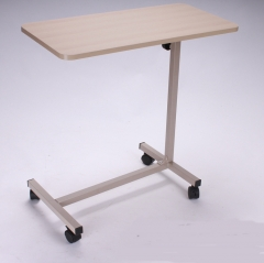 Movable and Liftable Overbed Table
