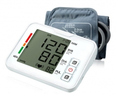 Electric Blood Pressure Monitor Arm-style with voice