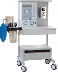 LED screen Anesthesia Machine with Built-in Ventilator