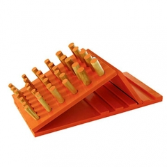 Wooden Peg Board (inclination)