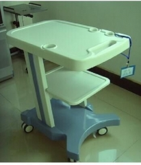 A model Ultrasound trolley