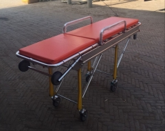 Stainless Steel Patient Stretcher