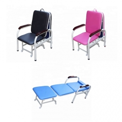 Stainless Steel Accompany Chair