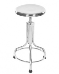 Stainless Steel High Stool 3 Legs