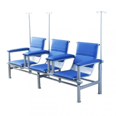 Three Seats Infusion Chair
