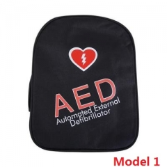 First Aid AED Defibrillator Bag