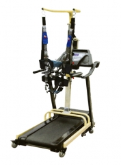 Electric Gait Suspension System with treadmill