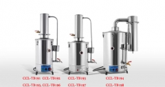 3L 5L 10L 20L stainless steel lab electric distilled water device distiller
